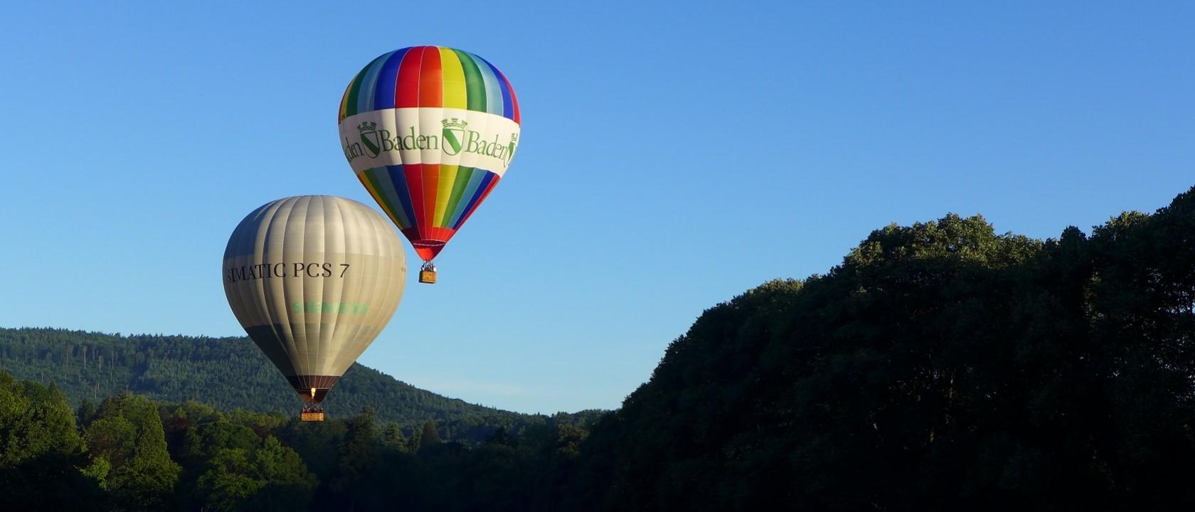 Ballon-Incentice in Baden-Baden